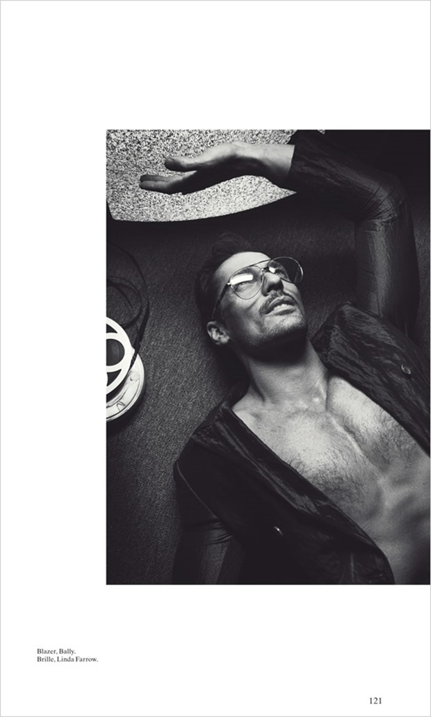 L'OFFICIEL HOMMES SWITZERLAND David Gandy by Olivier Yoan. Christopher Maul, Spring 2017, www.imageamplified.com, Image Amplified7