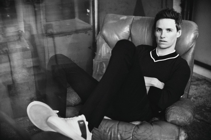 MADAME FIGARO FRANCE Eddie Redmayne by Simon Emmett. Sylvie Clemente, March 2017, www.imageamplified.com, Image Amplified5