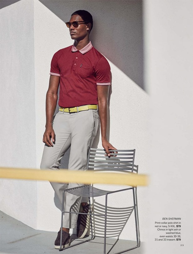 MEN'S STYLE GUIDE Men's Style by Bruno Staub. Christopher Campbell, Spring 2017, www.imageamplified.com, Image Amplified12