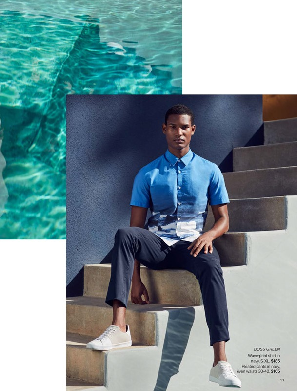 MEN'S STYLE GUIDE Men's Style by Bruno Staub. Christopher Campbell, Spring 2017, www.imageamplified.com, Image Amplified4