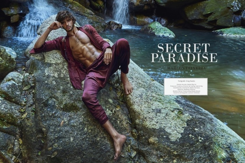 RISBEL MAGAZINE Marlon Teixeira by Greg Swales. Newheart Chanian, Spring 2017, www.imageamplified.com, Image Amplified8