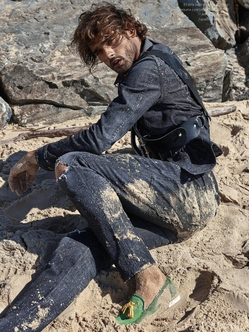 RISBEL MAGAZINE Marlon Teixeira by Greg Swales. Newheart Chanian, Spring 2017, www.imageamplified.com, Image Amplified19