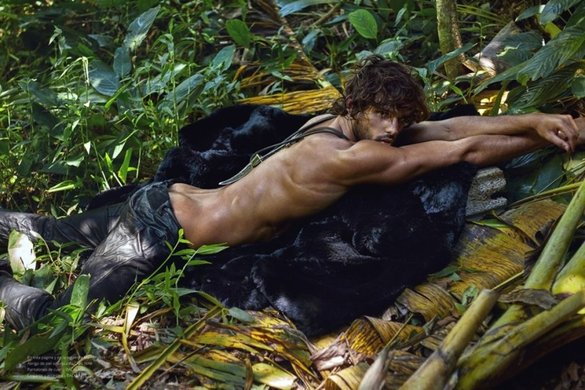 RISBEL MAGAZINE Marlon Teixeira by Greg Swales. Newheart Chanian, Spring 2017, www.imageamplified.com, Image Amplified21