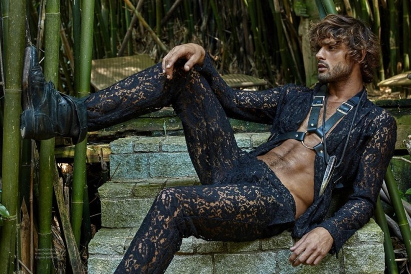 RISBEL MAGAZINE Marlon Teixeira by Greg Swales. Newheart Chanian, Spring 2017, www.imageamplified.com, Image Amplified23