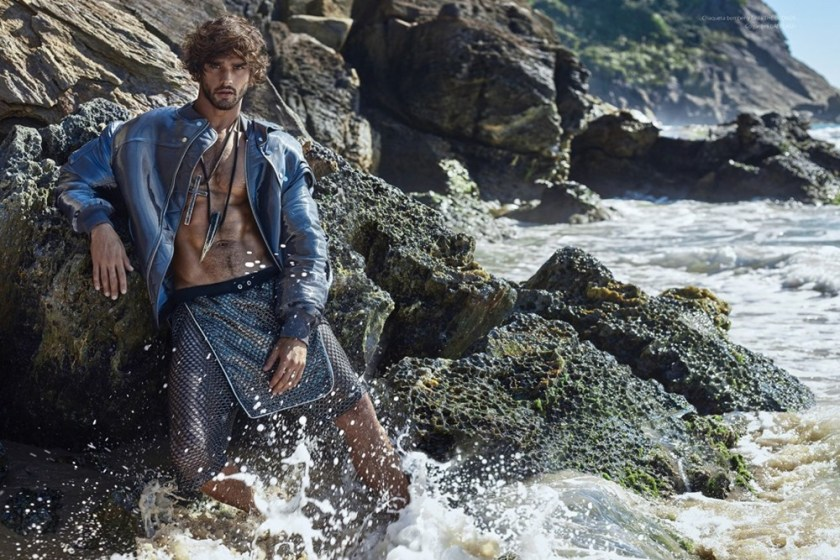 RISBEL MAGAZINE Marlon Teixeira by Greg Swales. Newheart Chanian, Spring 2017, www.imageamplified.com, Image Amplified27