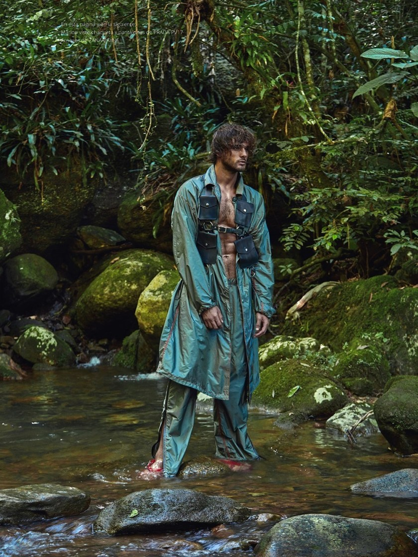 RISBEL MAGAZINE Marlon Teixeira by Greg Swales. Newheart Chanian, Spring 2017, www.imageamplified.com, Image Amplified9