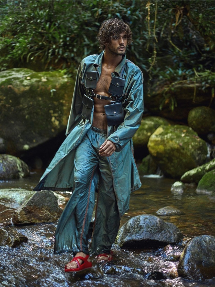 RISBEL MAGAZINE Marlon Teixeira by Greg Swales. Newheart Chanian, Spring 2017, www.imageamplified.com, Image Amplified10