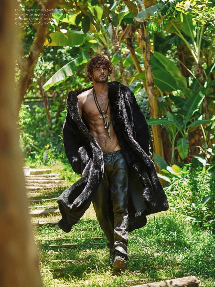 RISBEL MAGAZINE Marlon Teixeira by Greg Swales. Newheart Chanian, Spring 2017, www.imageamplified.com, Image Amplified11