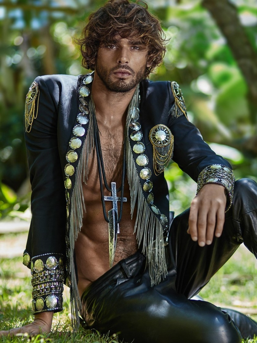 RISBEL MAGAZINE Marlon Teixeira by Greg Swales. Newheart Chanian, Spring 2017, www.imageamplified.com, Image Amplified13