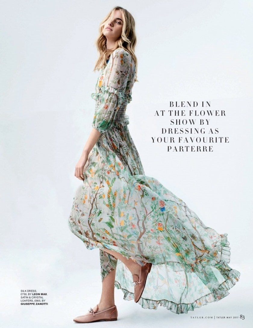 TATLER UK Elinor Weedon by Kate Davis-Macleod. Sophie Goodwin, May 2017, www.imageamplified.com, Image Amplified1