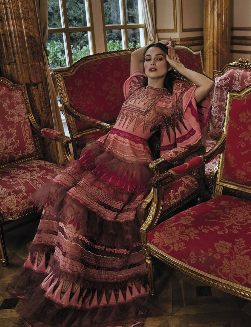 VOGUE ITALIA Keira Knightley by Yelena Yemchuk. Leith Clark, April 2017, www.imageamplified.com, Image Amplified7