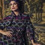 VOGUE ITALIA: Keira Knightley by Yelena Yemchuk