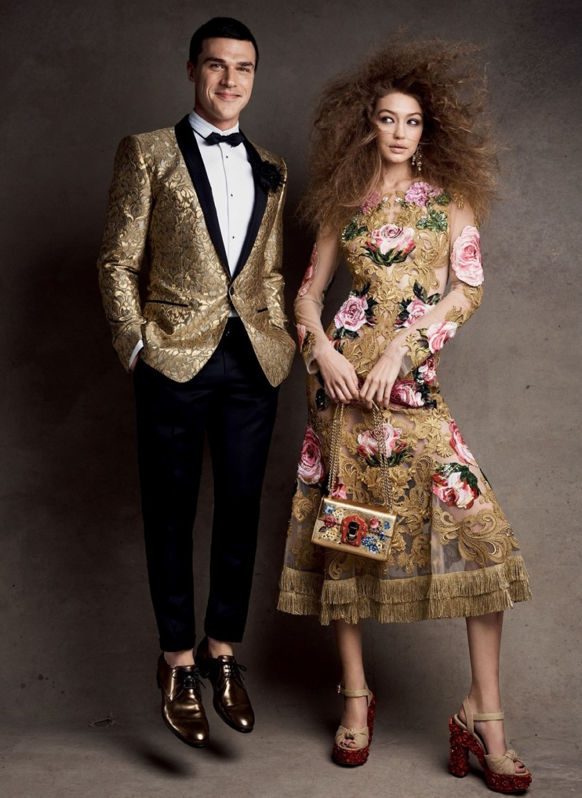 VOGUE MAGAZINE Craft Culture by Patrick Demarchelier. Tabitha Simmons, April 2017, www.imageamplified.com, Image Amplified10