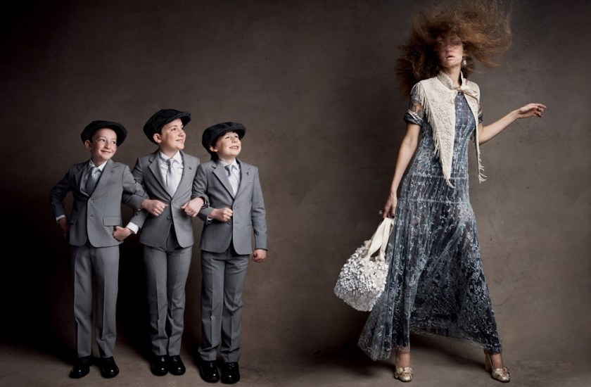 VOGUE MAGAZINE Craft Culture by Patrick Demarchelier. Tabitha Simmons, April 2017, www.imageamplified.com, Image Amplified1