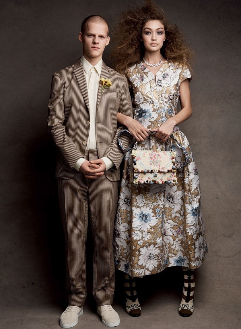 VOGUE MAGAZINE Craft Culture by Patrick Demarchelier. Tabitha Simmons, April 2017, www.imageamplified.com, Image Amplified5