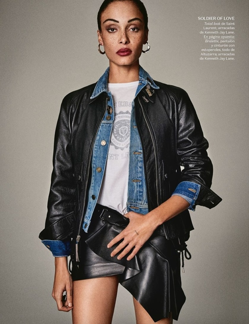 VOGUE MEXICO Adwoa Aboah by Giampaolo Sgura. Patrick Mackie, April 2017, www.imageamplified.com, Image Amplified3