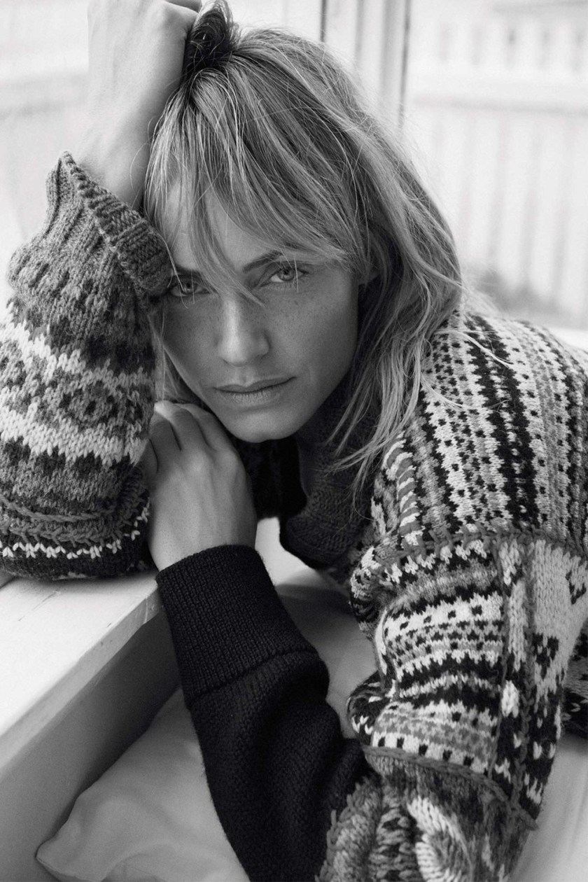VOGUE UK Amber Valletta by Lachlan Bailey. Clare Richardson, May 2017, www.imageamplified.com, Image Amplified10
