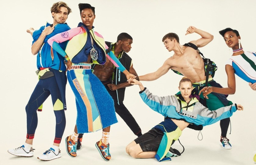 W MAGAZINE Let's Get Physical by Emma Summerton. Giovanna Battaglia, April 2017, www.imageamplified.com, Image Amplified3