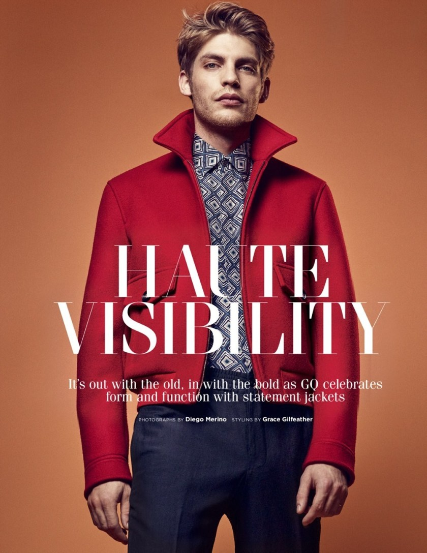 GQ UK Baptiste Radufe by Diego Merino. Grace Gilfeather, February 2017, www.imageamplified.com, Image Amplified1