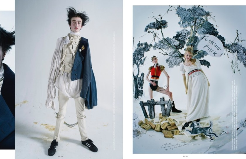 I-D MAGAZINE Take Me To Wonderland by Tim Walker. Jack Appleyard, Gareth Wrighton, Summer 2017, www.imageamplified.com, Image Amplified3