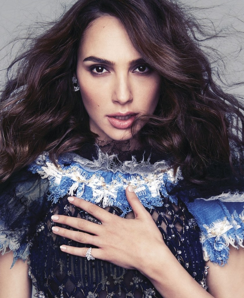 MARIE CLAIRE MAGAZINE Gal Gadot by Tesh. Alison Edmond, June 2017, www.imageamplified.com, Image Amplified1
