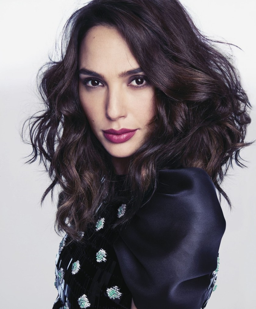 MARIE CLAIRE MAGAZINE Gal Gadot by Tesh. Alison Edmond, June 2017, www.imageamplified.com, Image Amplified2