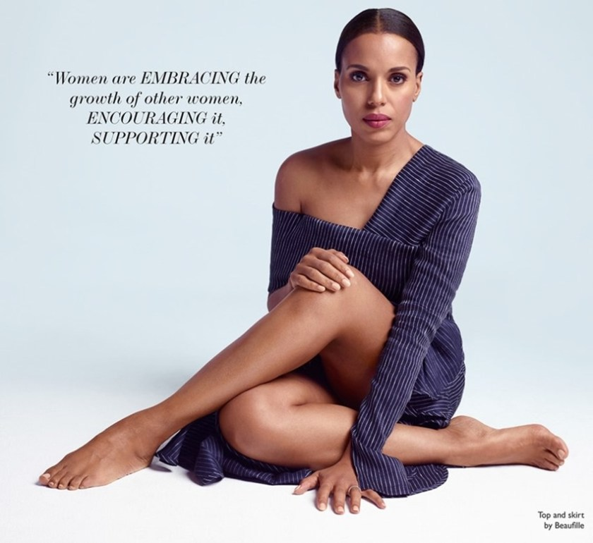 THE EDIT Kerry Washington by Kerry Hallihan. Tracy Taylor, Summer 2017, www.imageamplified.com, Image Amplified4