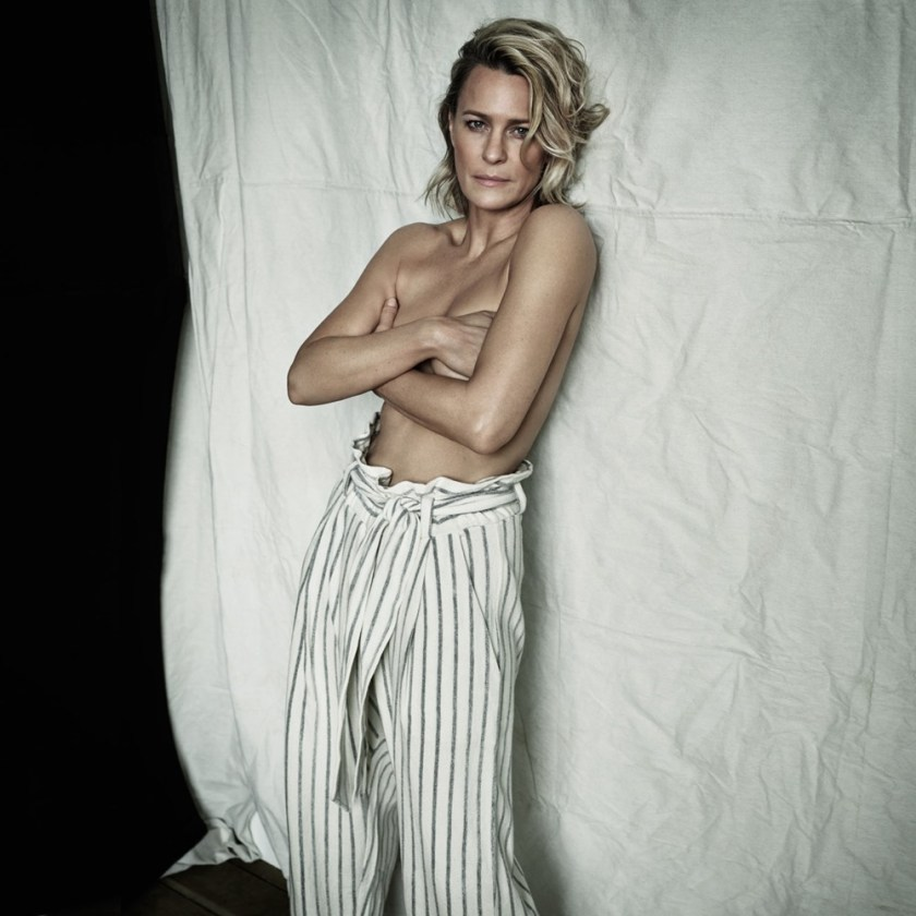 THE EDIT Robin Wright by Victor Demarchelier. Tracy Taylor, May 2017, www.imageamplified.com, Image Amplified9