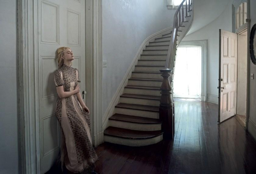 VOGUE MAGAZINE Elle Fanning by Annie Leibovitz. Grace Coddington, June 2017, www.imageamplified.com, Image Amplified4