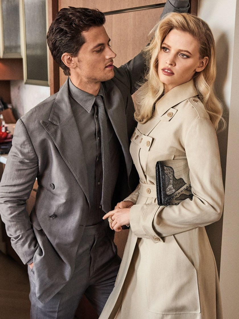 VOGUE MEXICO Lara Stone & Garrett Neff by Giampaolo Sgura. Patrick Mackie, May 2017, www.imageamplified.com, Image Amplified5