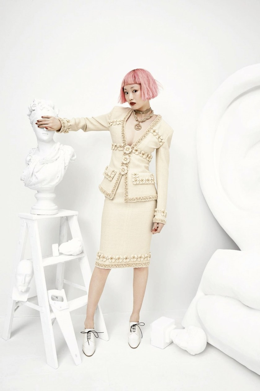 BERGDORF GOODMAN Fernanda Ly by Coliena Rentmeester. Anne Christensen, Fall 2017, www.imageamplified.com, Image Amplified10