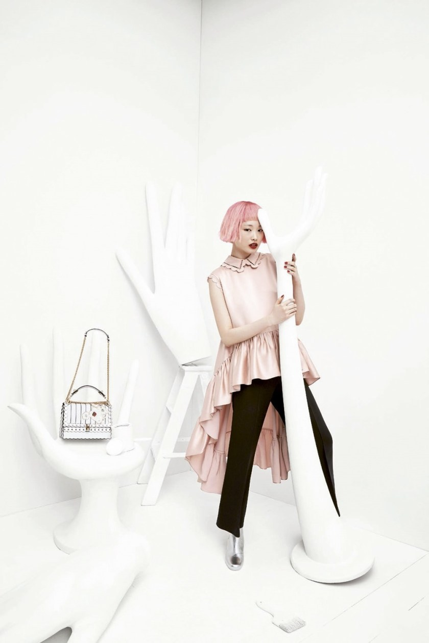 BERGDORF GOODMAN Fernanda Ly by Coliena Rentmeester. Anne Christensen, Fall 2017, www.imageamplified.com, Image Amplified3