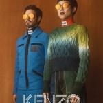 CAMPAIGN: KENZO Fall 2017 by Casper Sjersen