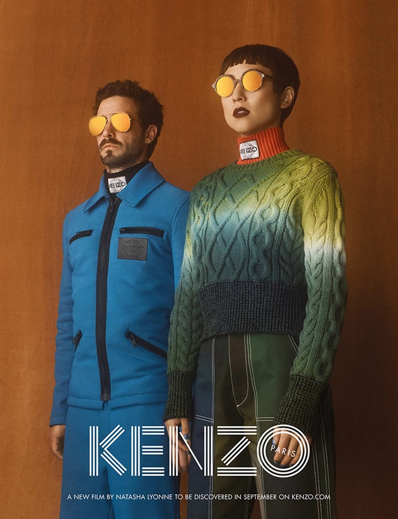 CAMPAIGN KENZO Fall 2017 by Casper Sjersen. www.imageamplified.com, Image Amplified5