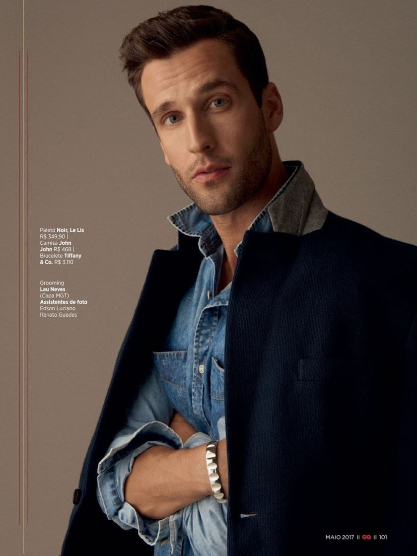 GQ BRASIL Pedro Andrade by Zee Nunes. Sylvain Justum, Spring 2017, www.imageamplified.com, Image Amplified7