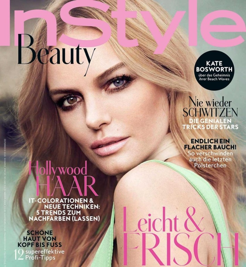 INSTYLE GERMANY Kate Bosworth by Max Abadian. Juliana Schiavinatto, June 2017, www.imageamplified.com, Image Amplified2