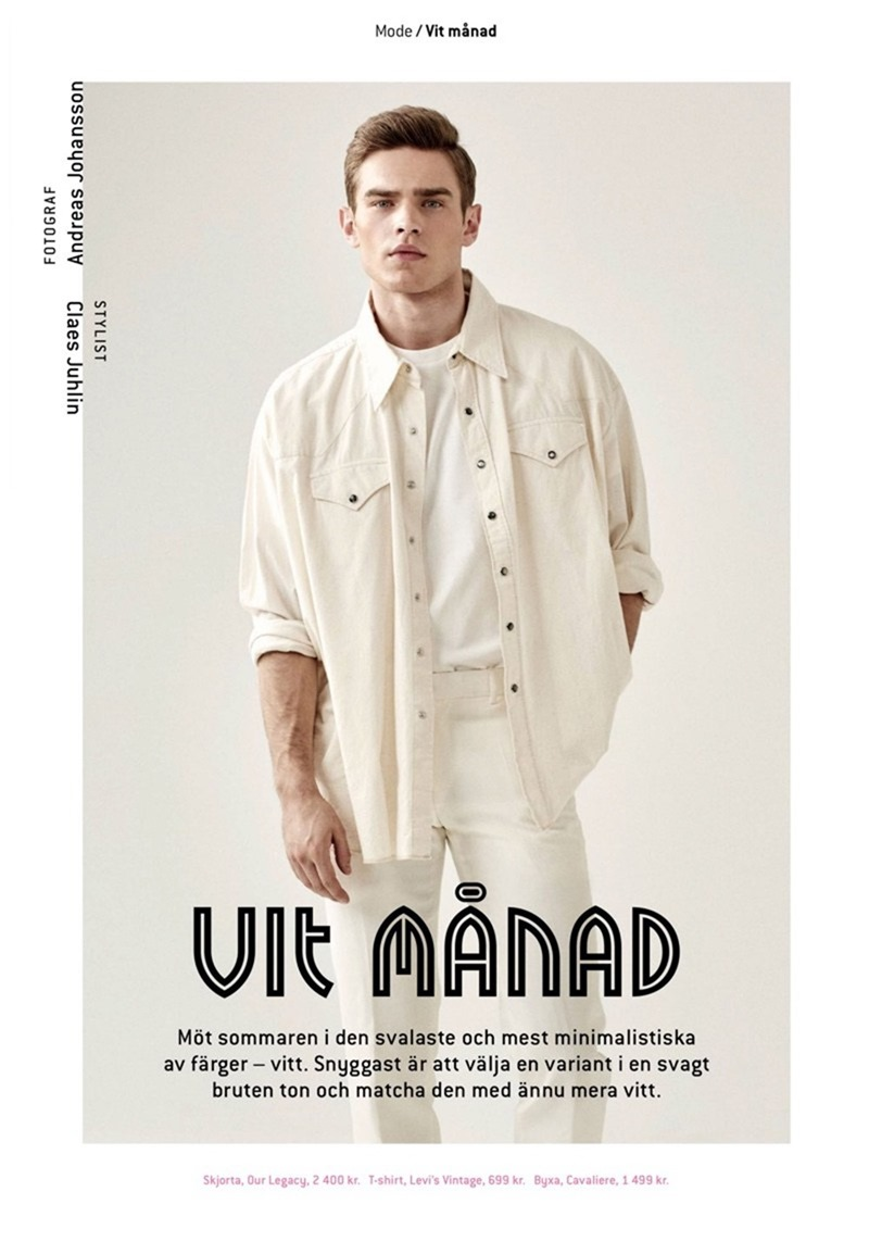 KING MAGAZINE Bo Develius by Andreas Johansson. Claes Juhlin, June 2017, www.imageamplified.com, Image Amplified1
