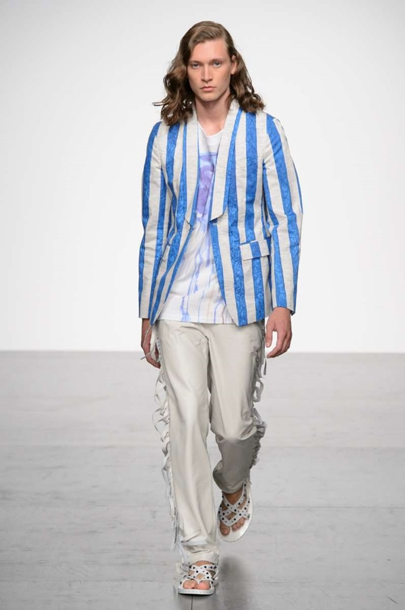 LONDON FASHION WEEK MEN Songzio Spring 2018. www.imageamplified.com, Image Amplified2