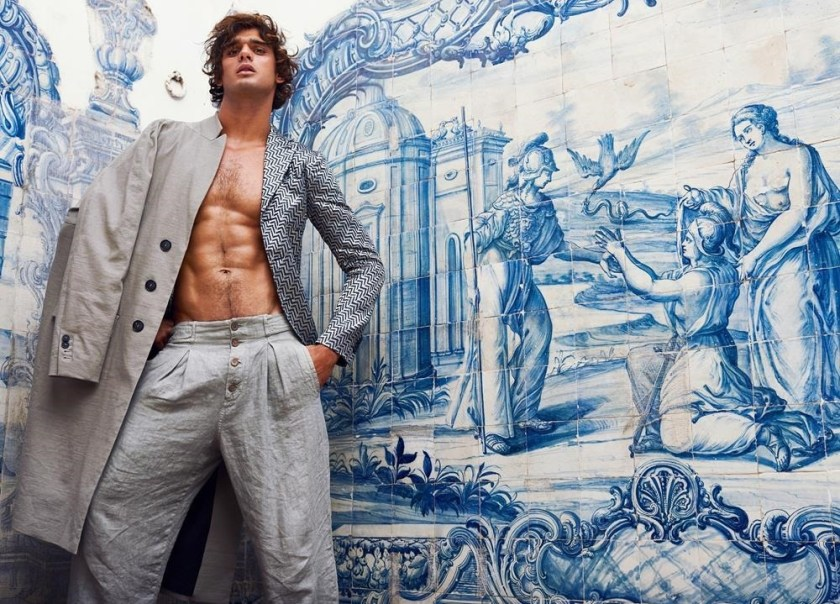 MADE IN BRAZIL Marlon Teixeira by Philippe Vogelenzang. David Vandewal, Summer 2017, www.imageamplified.com, Image Amplified2