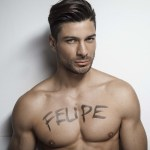 MASCULINE DOSAGE: Felipe Flores by Rick Day