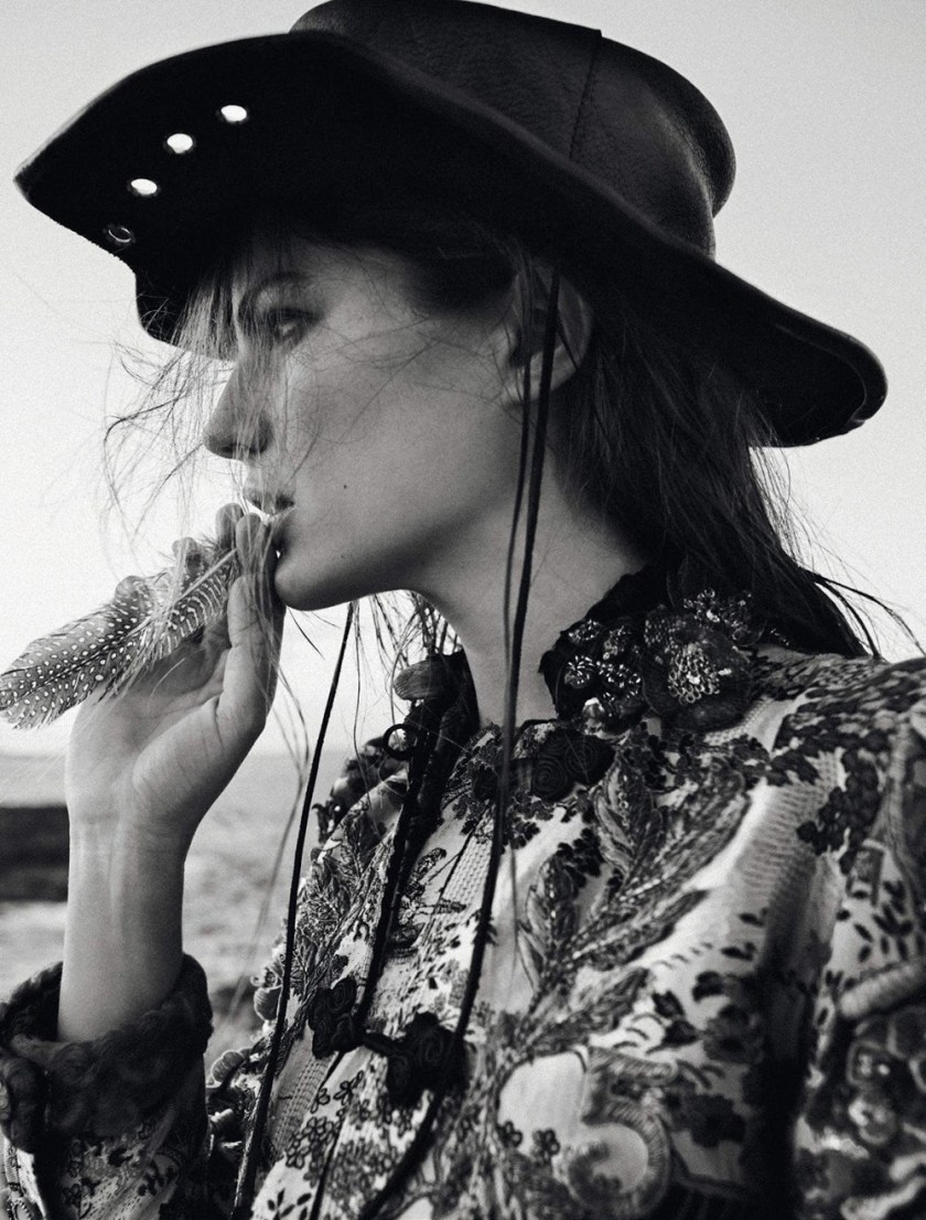 NUMERO FRANCE Cameron Russell by Txema Yeste. Bernat Buscato, June 2017, www.imageamplified.com, Image Amplified14