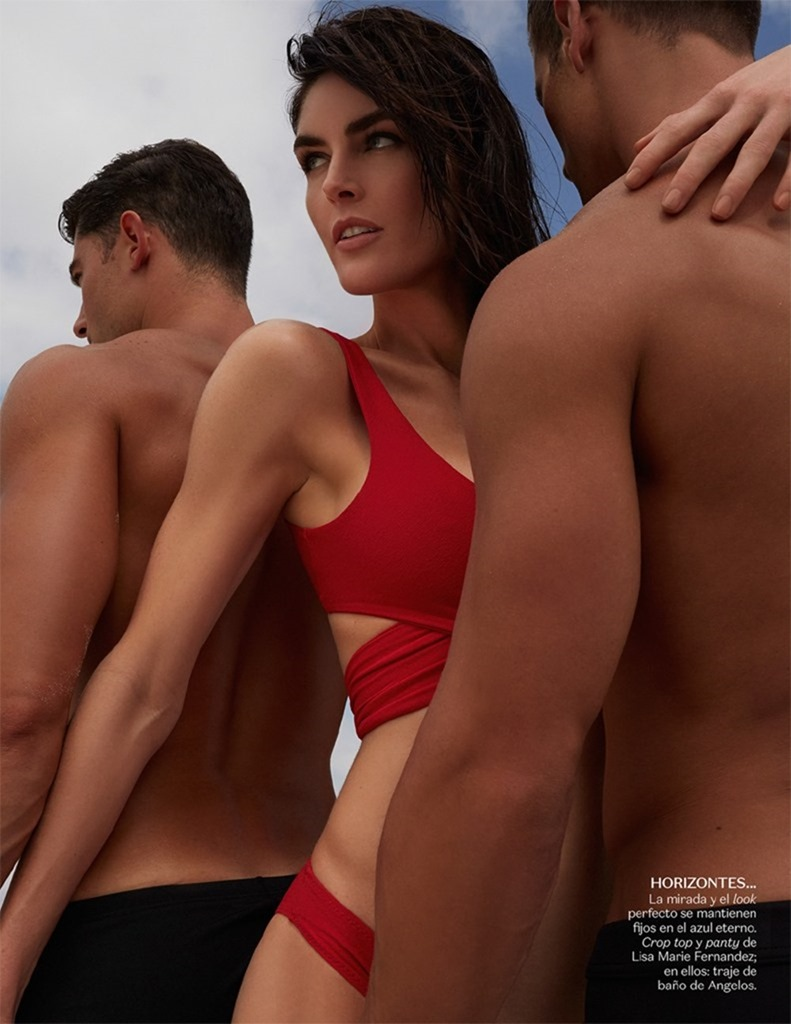 VOGUE MEXICO Hillary Rhoda, Alex Sewall & Buster Battreall by Daniel Clavero. Angelo DeSanto. Summer 2017, www.imageamplified.com, Image Amplified4
