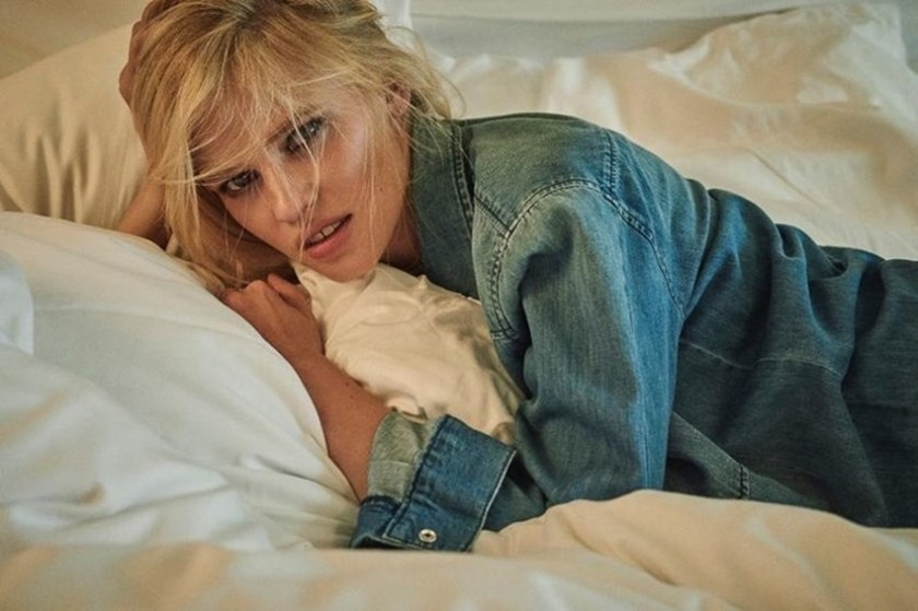 SUNDAY TIMES STYLE Lara Stone by Jim Mitchell. Sophie Pera, June 2017, www.imageamplified.com, Image Amplified3