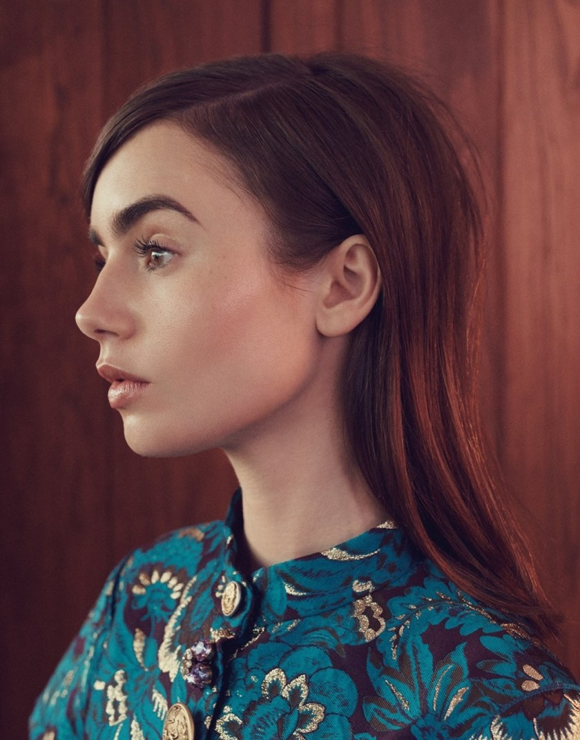 THE EDIT Lily Collins by Stas Komarovski. Tracy Taylor, June 2017, www.imageamplified.com, Image Amplified8