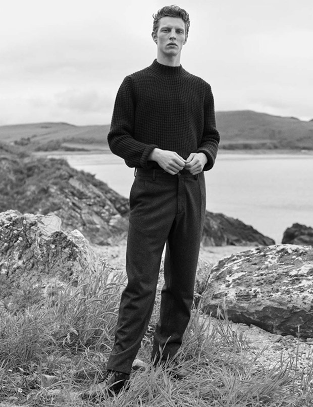 CAMPAIGN Tim Schuhmacher for Massimo Dutti Fall 2017 by Josh Olins. Jesus Cicero, www.imageamplified.com, Image Amplified7