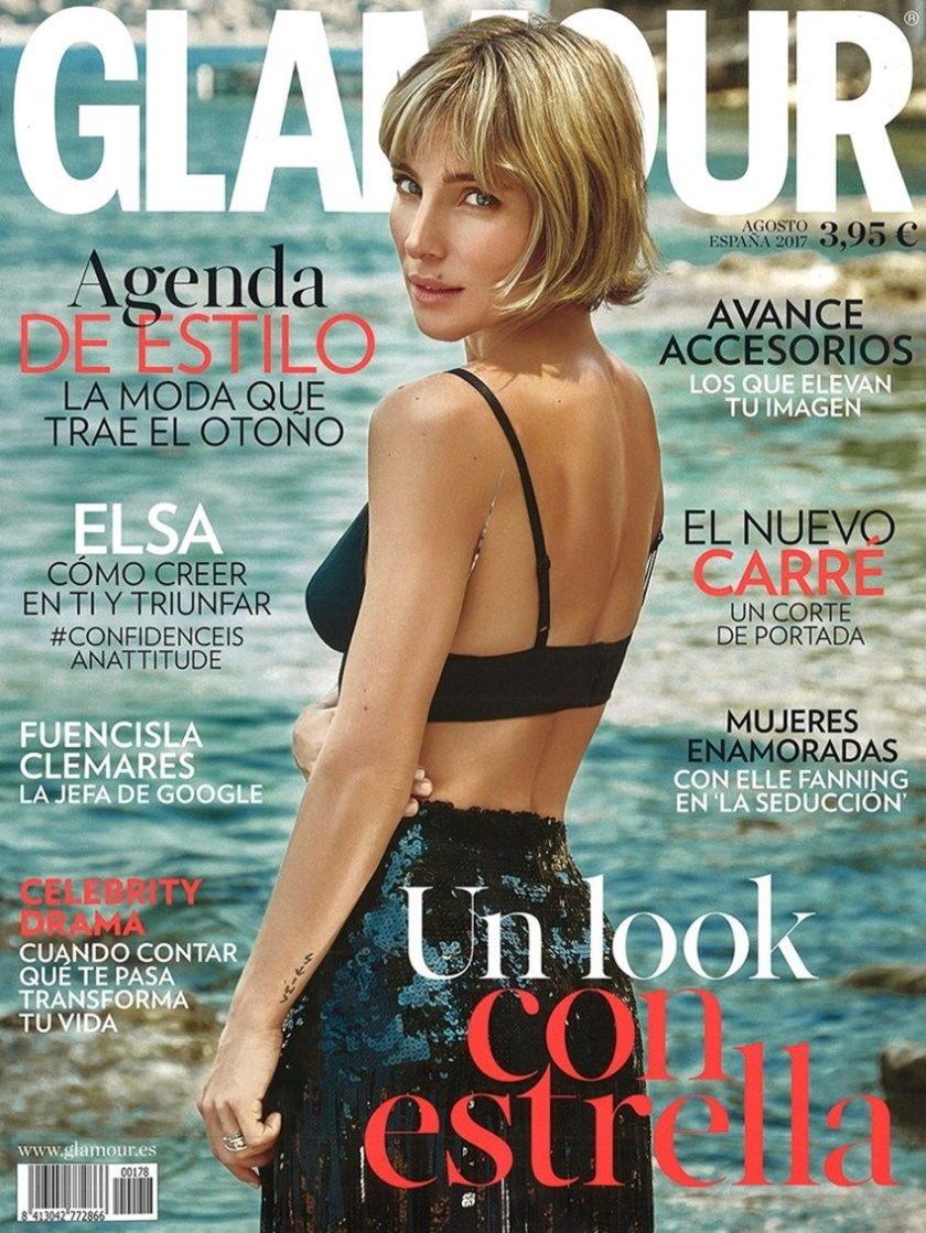 GLAMOUR SPAIN Elsa Pataky by Felix Valiente. Miriam Marruga, August 2017, www.imageamplified.com, Image Amplified3