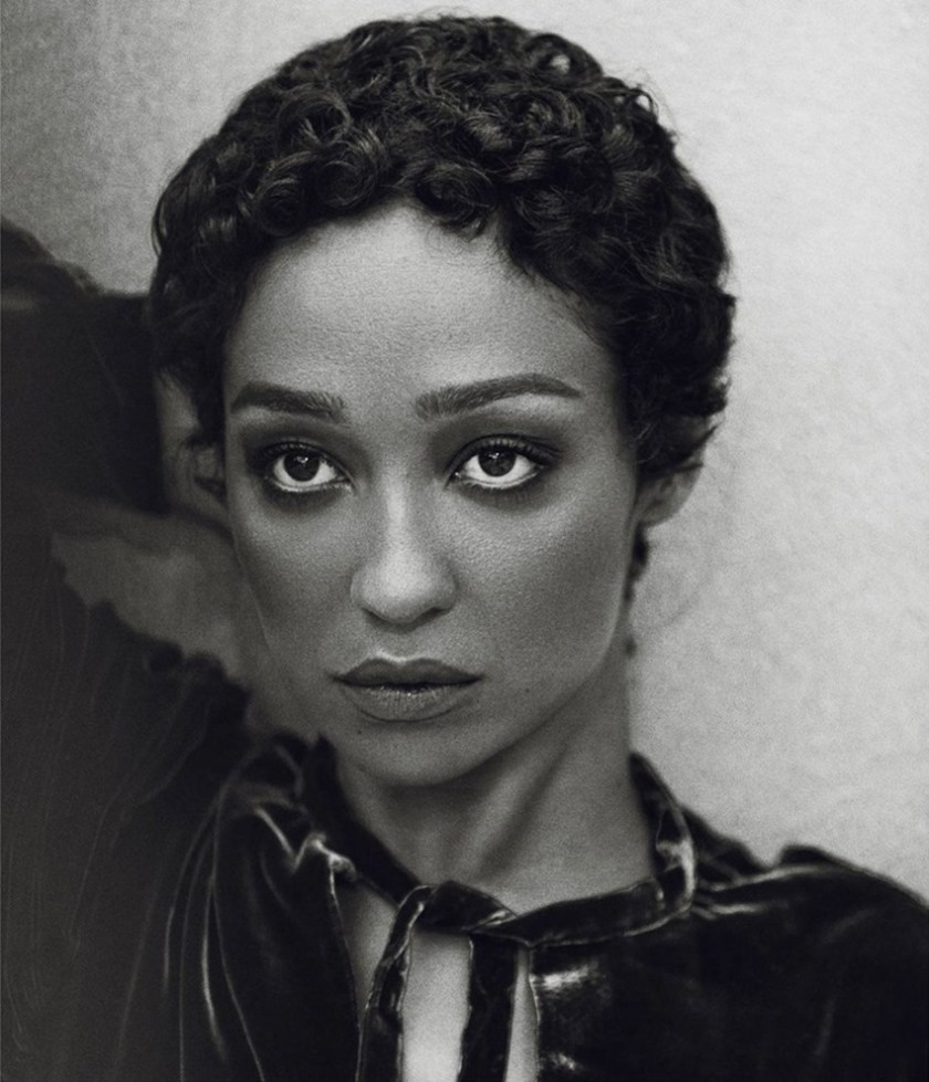THE EDIT Ruth Negga by Norman Jean Roy. Tracy Taylor, July 2017, www.imageamplified.com, Image Amplified3