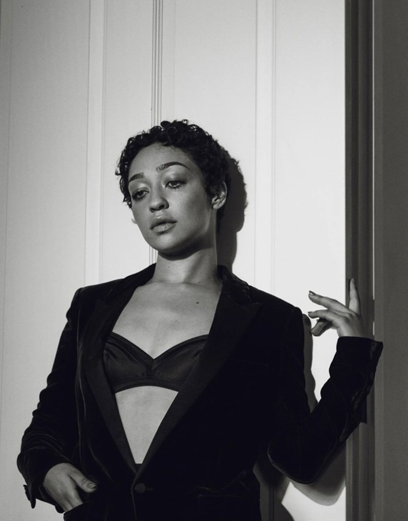 THE EDIT Ruth Negga by Norman Jean Roy. Tracy Taylor, July 2017, www.imageamplified.com, Image Amplified4