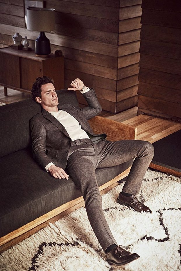 CAMPAIGN Matt Bomer for Todd Snyder Fall 2017 by Matthew Brookes. George McCracken, www.imageamplified.com, Image Amplified13