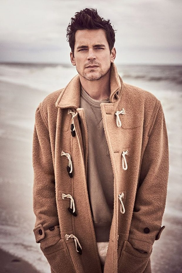 CAMPAIGN Matt Bomer for Todd Snyder Fall 2017 by Matthew Brookes. George McCracken, www.imageamplified.com, Image Amplified6